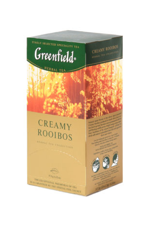 Greenfield - Infusion Creamy Rooibos - 25 sachets