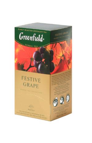 Greenfield - Infusion Festive Grape - 25 sachets
