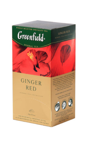 Greenfield - Infusion Ginger Red - 25 sachets