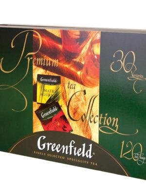 Greenfield – Boîte cadeau – 30 variétés  – 120 sachets