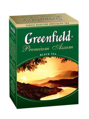 Greenfield – thé noir Premium Assam – Vrac 100 g