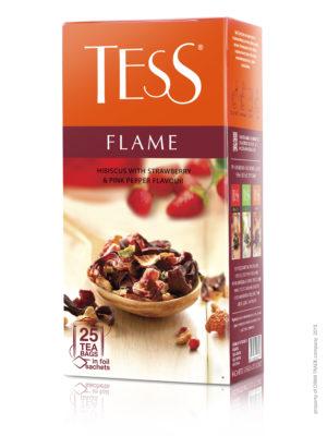 Tess – Infusion en schet Flame – 25 sachets