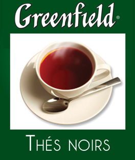 Greenfield - Thés noirs