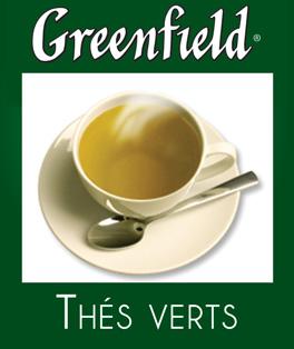Greenfield - Thés verts