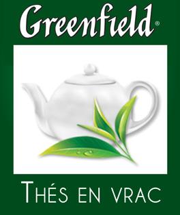 Greenfield - thés en vrac