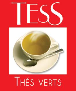 Tess - Thés Verts
