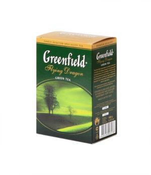 Greenfield - thé vert Flying Dragon - Vrac 100 g