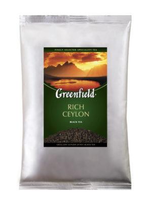 Greenfield – Thé noir Rich Ceylon – Vrac 250g