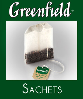 Greenfield sachets
